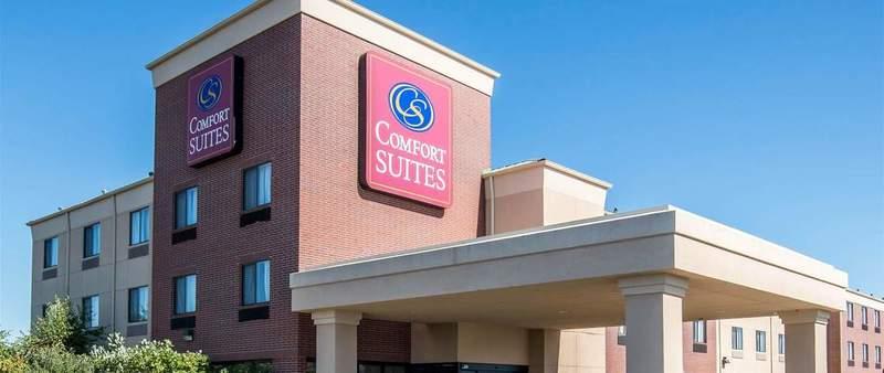 Comfort Suites - Speedway Featured Image